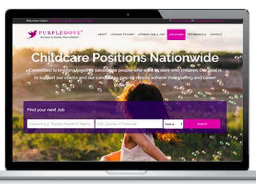 purpledove-website