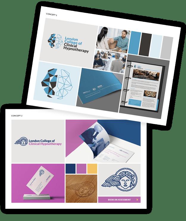 Comprehensive approach to branding design digital marketing