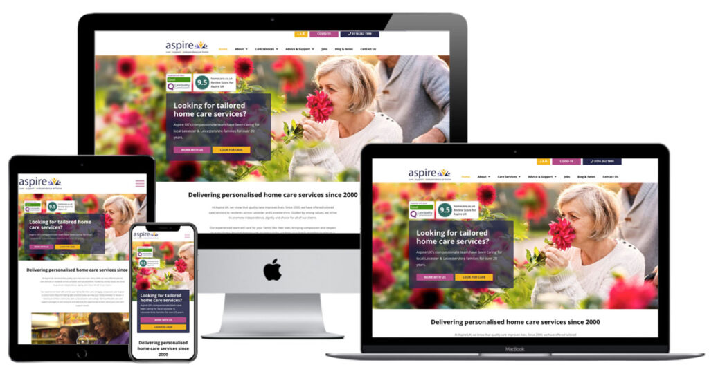 High-end Website Development