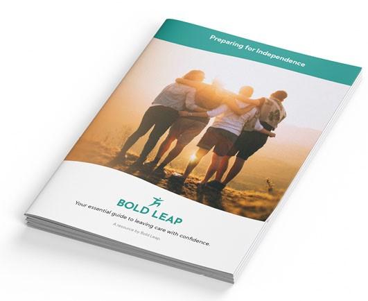 Bold Leap lead magnet ebook design