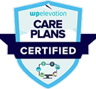 WP Elevation Care Plans Certified