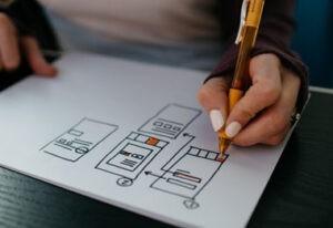 Motivational speakers building trust through web design