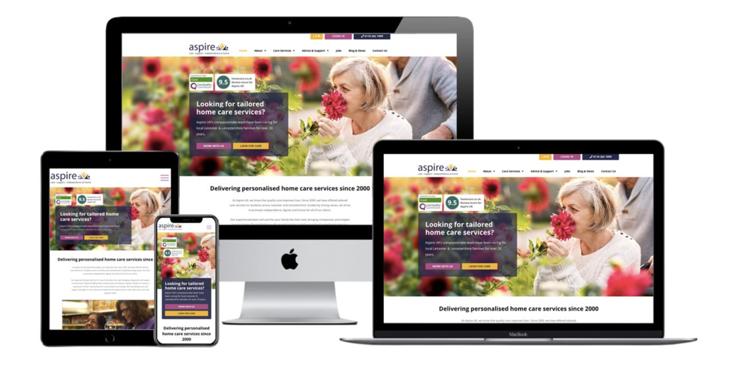 5 Website Designs to Inspire Your Own